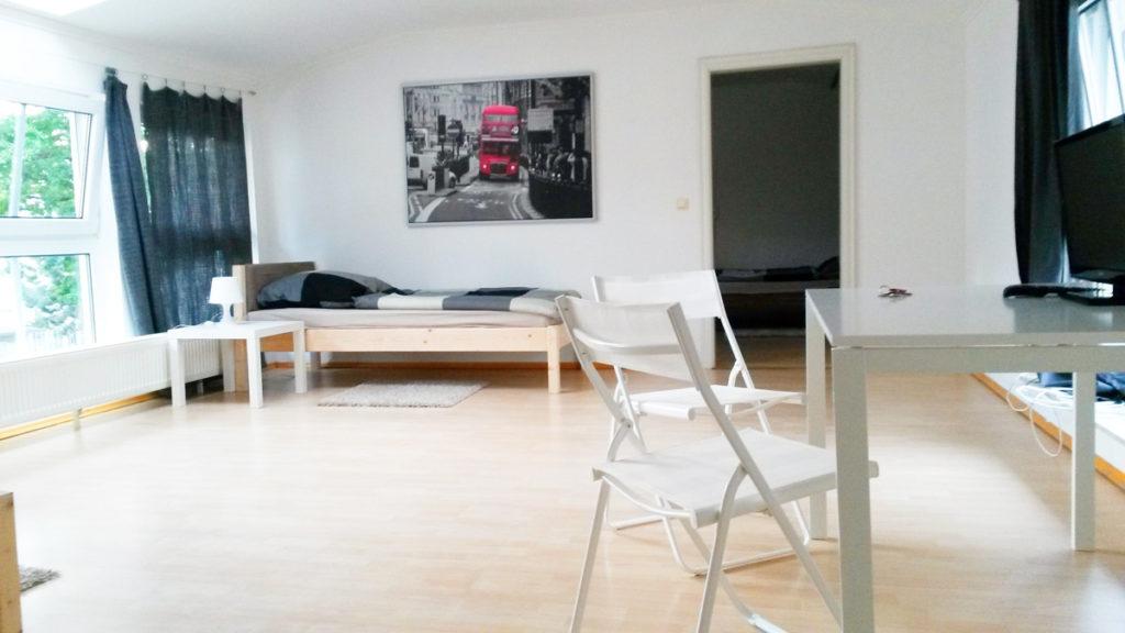 Unterkunft Monteurzimmer in Hamburg Bergedorf