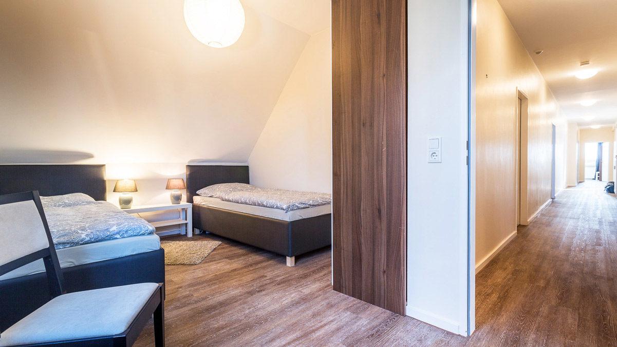 Unterkunft Zimmer Monteurzimmer in Meckelfeld